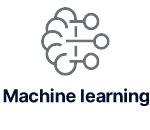 Machine learning logo